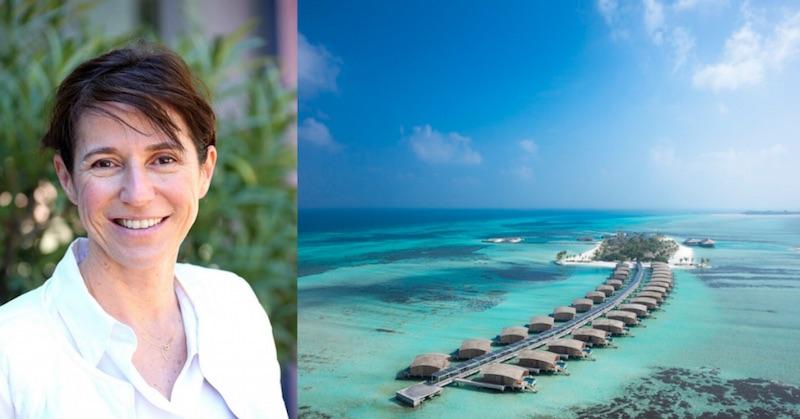 Agnès Weil, directrice développement durable du Club Med
