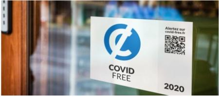 France. Covid-Free, le label de sécurité sanitaire indépendant et collaboratif