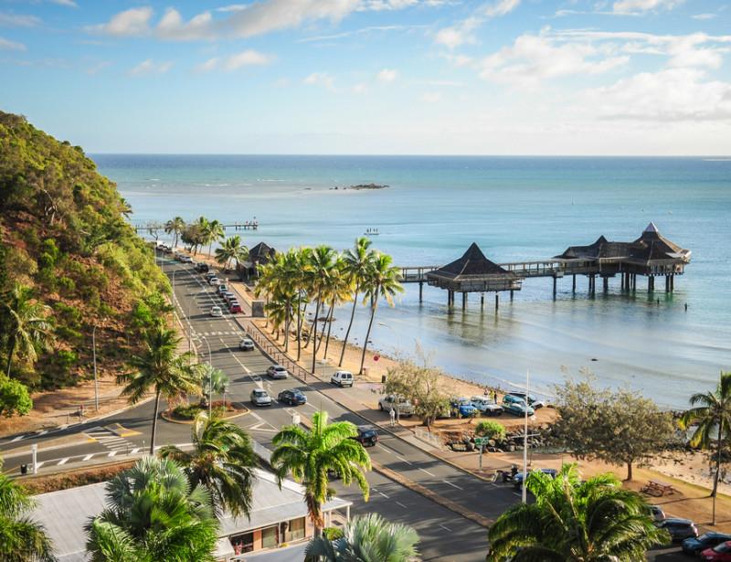 La Nouvelle-Calédonie mise sur le tourisme local face à la fermeture du ciel