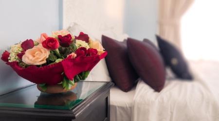 Décoration florale en hôtellerie : choisir les couleurs, les fleurs, les plantes