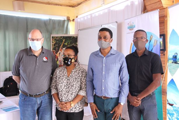 Formations protocoles sanitaires Nosy be