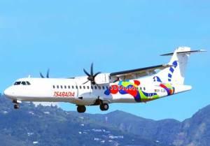 Reprise des vols domestiques : 1 550 passagers en une semaine pour Tsaradia