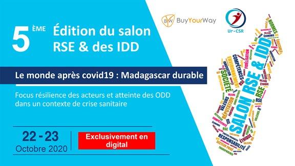 La Conférence sur le Tourisme responsable du Salon RSE et  des IDD est disponible en replay
