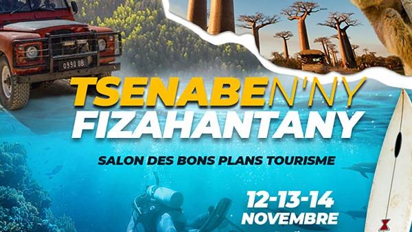 Le salon TSENABEN'NY FIZAHANTANY du 12 au 14 Novembre