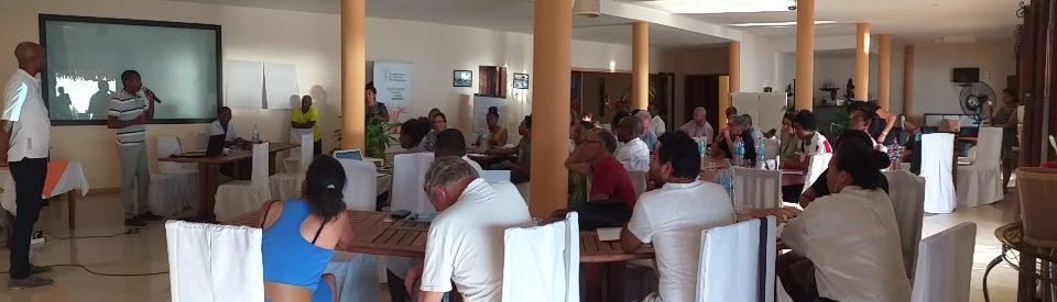 """Lancement des ateliers pour le projet """"Désaisonnalisation"""" et """"Produits séjours"""" à Madagascar"""