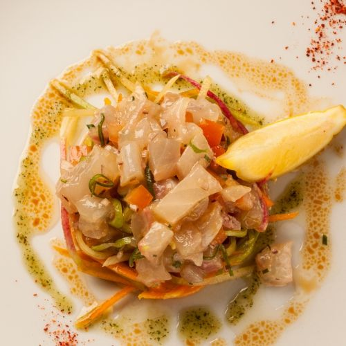 You are currently viewing Ceviche de Daurade